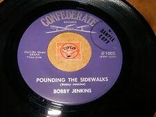 BOBBY JENKINS - POUNDING THE SEDEWALKS - TAKING THE PHONE OFF / LISTEN - COUNTRY