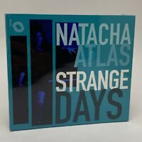 Natacha Atlas - Strange Days CD Album 2019 - New & Sealed