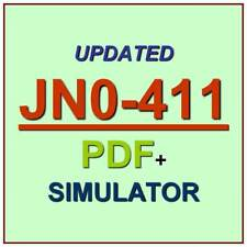 Juniper Specialist Enterprise Cloud JNCIS-ENT-Cloud Test JN0-411 Exam QA PDF+SIM