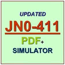 Juniper Specialist Enterprise Cloud JNCIS-ENT-Cloud Test JN0-411 Exam QA PDF+SIM