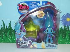 "Starkle Crystal Wizard Medium Zelfs With Star Stand - 2 1/2"" Moose Toys - New"