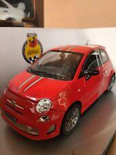 1 18 Fiat 500 Abarth Tributo Ferrari Mondo Motors