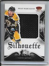 13-14 Crown Royale Brad Marchand Silhouette Materials