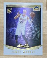 2016-17 Panini Studio Jamal Murray RC Holo Foil Nuggets