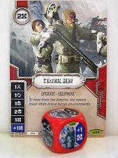 Star Wars Destiny - 1x #034 survival Gear + la-Awakenings