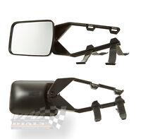 towing universal blind spot mirror glass extension Caravan car trailer glass