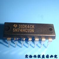 5PCS HD74LS00P IC HITACHI DIP Quadruple2-Input NAND Gates NEW GOOD QUALITY Z83