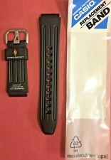 Cinturino originale Casio in resina per PROTREK PRG-80 PAG-80 PAW-1100