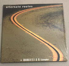 Alternate Routes: 🎵 A Gramavision Sampler 🎵 1997 CD 💿 New Original Seal