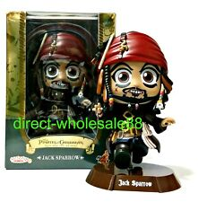 Hot Toys Jack Sparrow Cosbaby Pirates Caribbean Disney Dead Men Tell No Tales