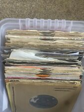 Vinyl Record Job Lot 60x 7 Inch Soul, Motown, Funk, Northern Soul Collection