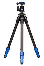 BENRO Aluminium Fotostativ TSL08AN00 Slim Stativ Kit mit Kugelkopf N00