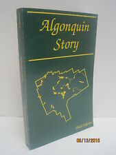 Algonquin Story by Audrey Saunders
