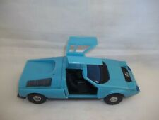 VINTAGE MERCEDES BENZ C111 PLASTIC LUCKY TOYS HONG KONG FRICTION