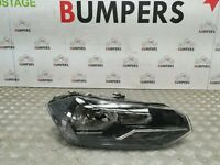 VOLKSWAGEN POLO 2017 ONWARDS 2G GENUINE OFFSIDE DRIVER HEADLIGHT 2G2941006