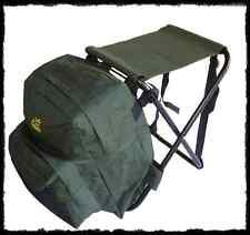 seggiolino con zaino incorporato pesca caccia cinghiale zainetto sedia sgabello