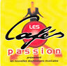 Compilation CD Les Cafés Passion - Vol.5 - Promo - France