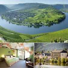 3 Tage Mosel Urlaub mit Halbpension Hotel Lellmann Schwimmbad Sauna Wellness NS