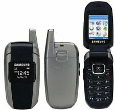 UNLOCKED SAMSUNG SGH-X507 FLIP MOBILE CELL PHONE CELLULAR GSM FIDO ROGERS CHATR