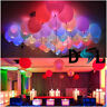 LED light up Glow balloons PERFECT PARTY decoration wedding birthday Valentines