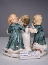 +# A008869 Goebel Archiv Muster Engelreigen mit Kerzenhalter, drei Engel 42-052