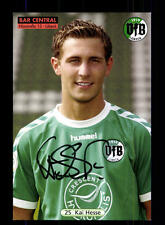 Kai Hesse  Autogrammkarte VFB Lübeck 2005-06 Original Signiert+A 152855