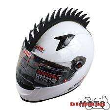 Dirtbike Mtorcycle ATV Helmet Mohawks Helmets Mohawk Motocross Rubber Sawblade