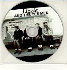 (DC838) Lizzie & The Yes Men, The Broadwalk / Loneliness - 2012 DJ CD
