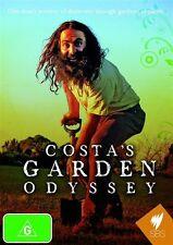 Costa's Garden Odyssey (DVD, 2009, 2-Disc Set) - Region Free