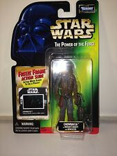 Star Wars 1998 Green Card Chewbacca Freeze frame Collection 1 No. 69882  Mint 84