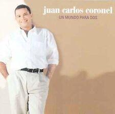 JUAN CARLOS CORONEL - UN MUNDO PARA DOS NEW CD