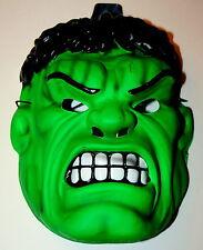 Vintage 2003 Incredible Hulk Marvel Comics Plastic Halloween Mask unused New NOS