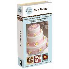 CRICUT *CAKE BASICS* SHAPES & FONT CARTRIDGE *NEW* WEDDING, BIRTHDAY, HOLIDAY...