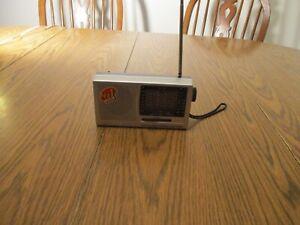 No 1 Hi-Fi 12 Band Portable Radio FM/TV/AM/SW1-9 Receiver