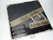 LP/CD-BOX: Neil Young - A Letter Home, Limited Edition, NEU & OVP (A9/1/46.02)