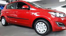 Schutzleisten für Hyundai i20, 5-türig, FL ab 2013