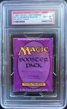 Arabian Nights Unopened Pack - PSA 10 - GEM MINT - mtg legacy - sealed booster