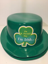 ST. PATRICK'S DAY ~ PARTY HATS ~ LOT OF 20