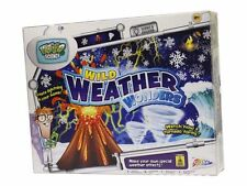 Tornado & Volcano Making Set Wild Weather Wonders Nature Science Experiment 0019