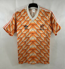 Holland Home Football Shirt 1988 Adults Medium Adidas A346