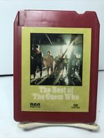 "QUAD- The Guess Who -""The Best Of The Guest Who""- 8 Track Tape  PQ8-1710"