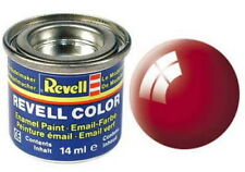 Revell EMAIL Color Farbe 14 ml, 32131 feuerrot, glänzend