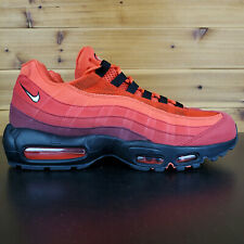 "Nike Air Max 95 OG ""Habanero Red"" AT2865-600 Men's Running Shoes"