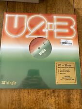 """U2 Three 40th Anniversary Record Store Day 12"""" LP LIMTED ED GUARANTEED DELIVERY"""