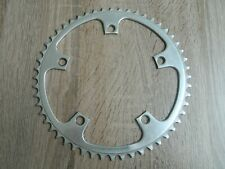 Vintage Mavic Chainring 52 Teeth 144 BCD 600 Series silver road bike ring rare