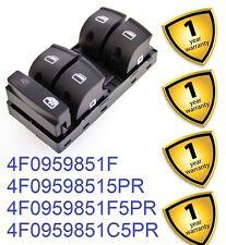 Audi A6 S6 RS6 3.2 4.2 FSI Quattro 04-14 Power Window Switch Console 4F0959851F