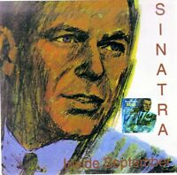 """Frank Sinatra- Inside September -""""September Of My Years"""" Outtakes- 2 CD Set"""