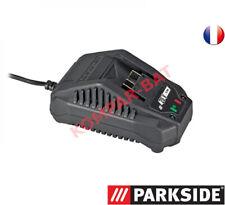Chargeur Batterie 20V - POUR TOUS LES OUTILS DE LA SERIE X20 V TEAM- PARKSIDE®