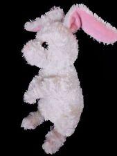 Gund Kohls Cares Stuffed Plush Beanie White Bunny Rabbit Soft Bean Posable Ears