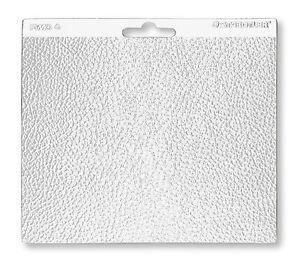 LEATHER Texture Sheet Craft Art Fun Staedtler Fimo Single 16.7cm x 14cm Tumdee